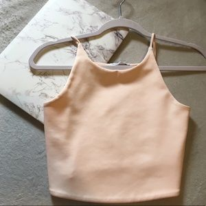 Tops - Zara crop top